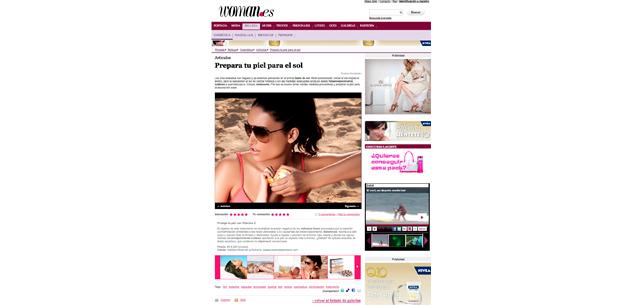 Woman.es se prepara para el verano con el Instituto Pérez de la Romana