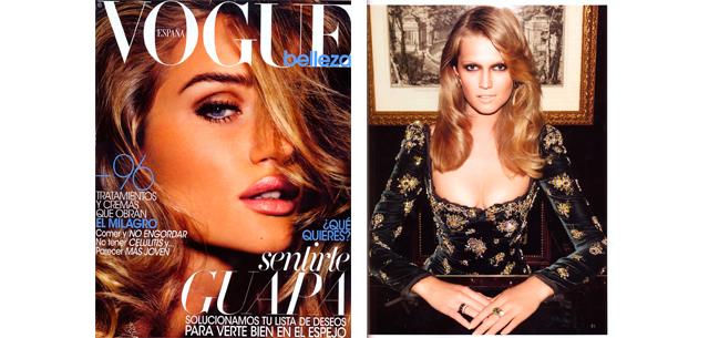 Vogue Belleza: El Pecho Justo - Instituto Perez de la Romana