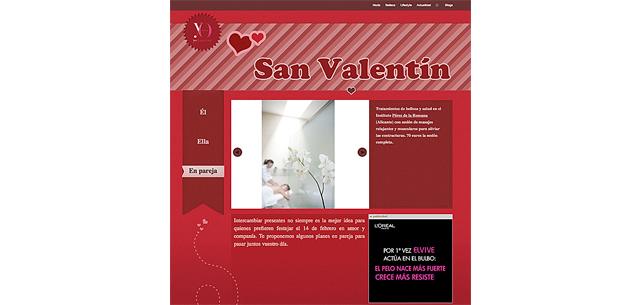 Belleza por San Valentín - Instituto Perez de la Romana
