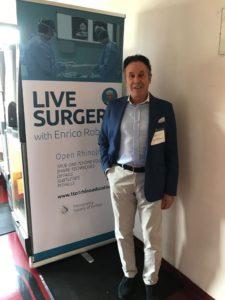 Los mejores cirujanos internacionales se dan cita en el Live Surgery with Enrico Robotti de Rinoplastia 2017-10-14-PHOTO-00002336-225x300