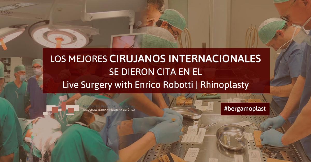 mejores cirujanos internacionales belgamo rinoplastia