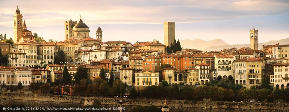 Rinoplastia masculina Panoramica_Bergamo_Alta_-_panoramio
