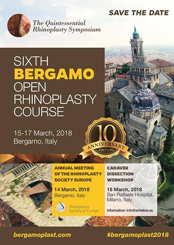 El Doctor Pérez de la Romana asiste a una de las citas médicas más importantes sobre Rinoplastia bergamos-italia-rinoplastia-perez-romana