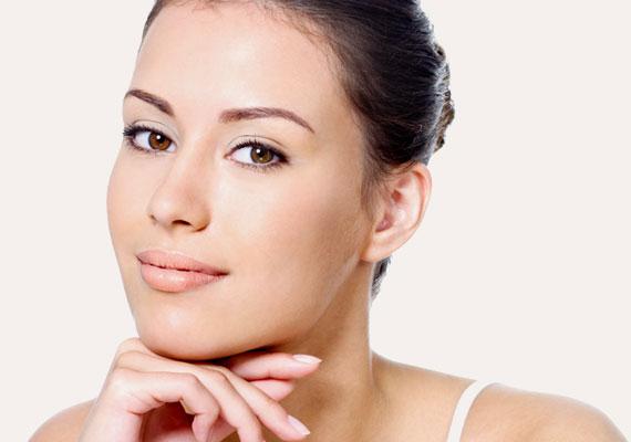 Facial aesthetic medicine botox