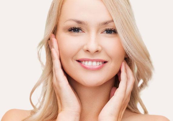 Facial aesthetic medicine peeling