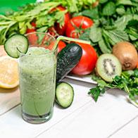 Unidad de nutrición detox