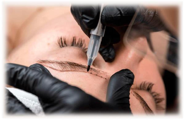 Brows Microblading and Eyelashes Extension in Alicante cejas-alicante-3